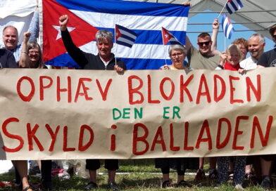 Dansk håndslag til Cuba på en særlig 26. juli