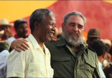 Nelson Mandela & Fidel Castro: Taler 26 juli 1991