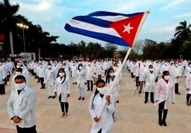 Nobels Fredspris gik ikke til Cubas læger i 2021